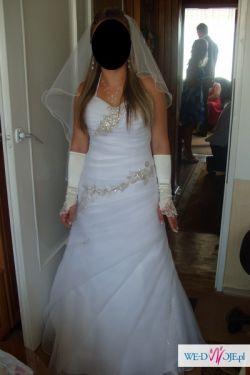 Sprzedam Sliczną suknie