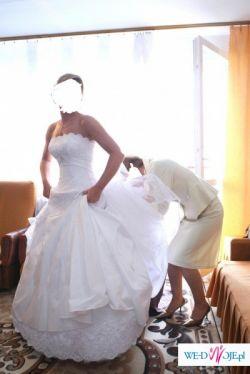 Sprzedam śliczną suknię Maggie Sottero Model Suzanne Vidale