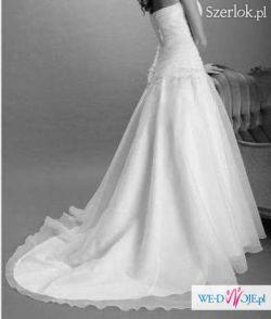 Sprzedam śliczną suknie ślubną!