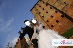 Sprzedam śliczną suknię ślubną:)
