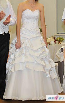 Sprzedam śliczną suknie śłubną
