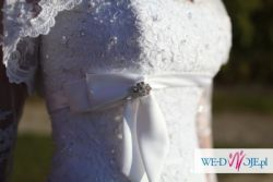 Sprzedam śliczną suknię ślubną!!!