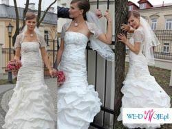 Sprzedam śliczną suknie ślubna