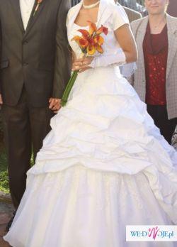 Sprzedam śliczna suknie ślubna