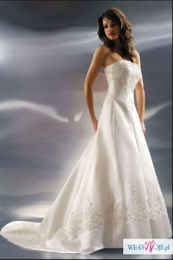Sprzedam śliczną suknie ślubną Agnes model 1590