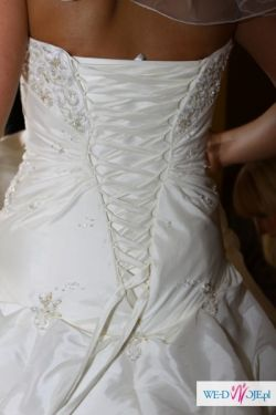 Sprzedam śliczną suknię ślubną Annais Bridal MODEL ASINA