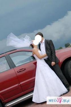 Sprzedam śliczną suknię ślubną CELIS, r.36