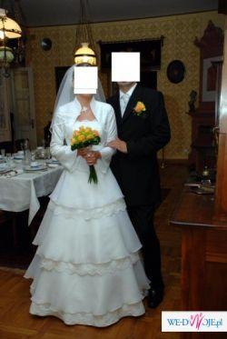 Sprzedam Śliczną Suknię Ślubną firmy Vivien Vigo model Lusjia