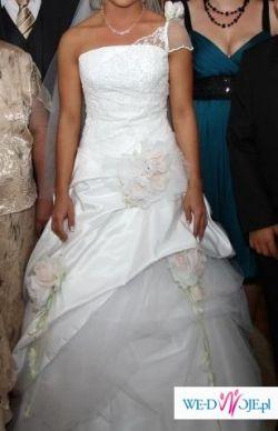 Sprzedam śliczną suknię ślubną. Kraków i okolice