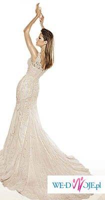 sprzedam śliczną suknie ślubną LA SPOSA - SALA