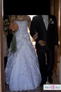Sprzedam śliczną suknie ślubną Lady Marion - Annais