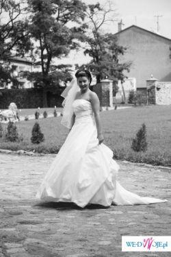 Sprzedam śliczną Suknie ślubną NIEDROGO