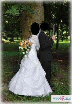 Sprzedam śliczną suknię ślubną!!! Pilnie!!!