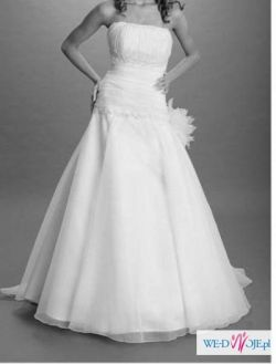 Sprzedam śliczną suknie ślubną! rozm 38-40