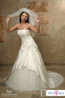 Sprzedam śliczną suknię ślubną- tanio!!!
