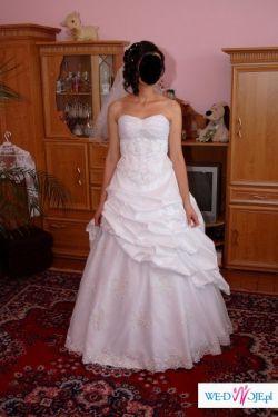 Sprzedam ślicznią suknie ślubną