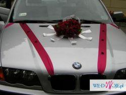 Sprzedam stroik ślubny na auto