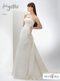 sprzedam stylową i bardzo elegancką suknię ślubną ENIA z kolecji Mystic