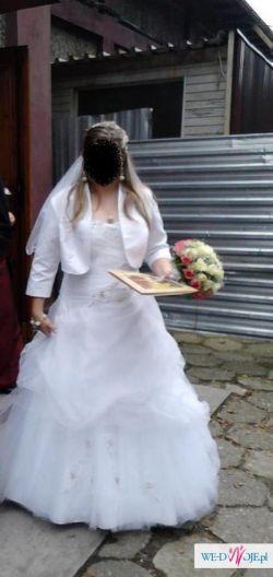 Sprzedam sukien ślubną