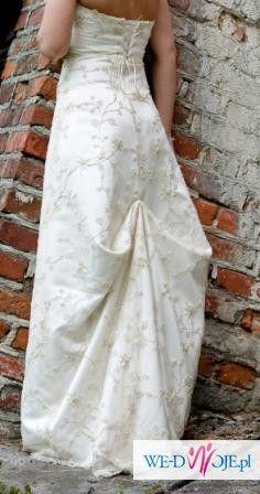 Sprzedam sukienię ślubą