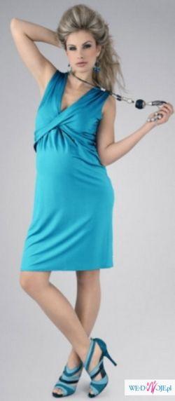 sprzedam sukienkę ciążową na wesele