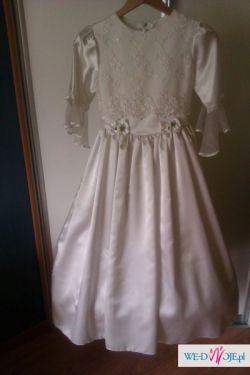 sprzedam sukienkę komunijną