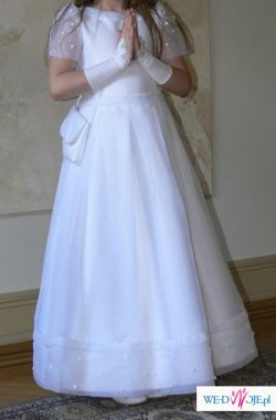 7ce054d9d8 Sprzedam sukienkę komunijną - Ubranka komunijne - Ogłoszenie - Komis ...