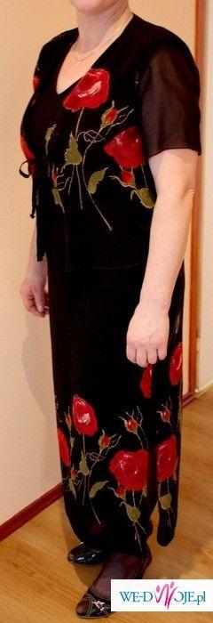 Sprzedam sukienkę rozmiar 44