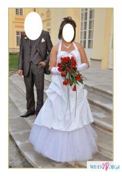 sprzedam sukienkę ślubną 40-42