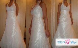 Sprzedam sukienkę ślubną-450 zł