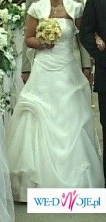 Sprzedam sukienkę ślubną!