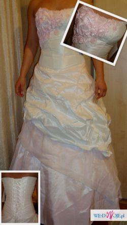 sprzedam sukienke slubna