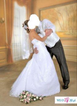 Sprzedam sukienkę ślubną Demetrios 2802