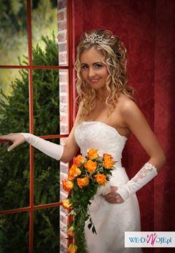 Sprzedam sukienkę ślubną Isabel de Mestre