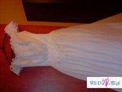 Sprzedam sukienkie ślubną