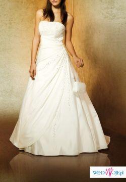 Sprzedam suknę ślubną firmy Aspera 4204
