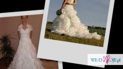 SPRZEDAM ! SUKNIA ŚLUBNA EMMI MARIAGE INES !!!