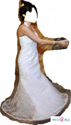 """Sprzedam - Suknia Ślubna """"Rybka"""""""
