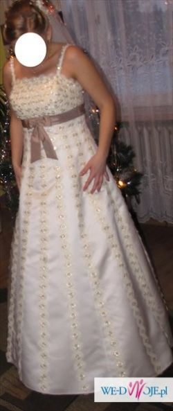 Sprzedam: suknia ślubna - SHELBY - WINGS BRIDAL 2012 - ivory