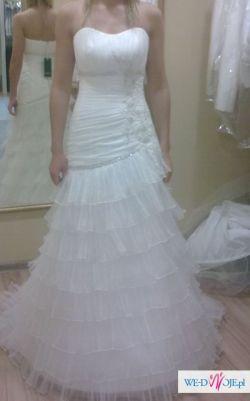 sprzedam suknie classa