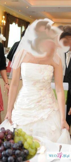 Sprzedam suknię Cosmobella 7192 TANIO