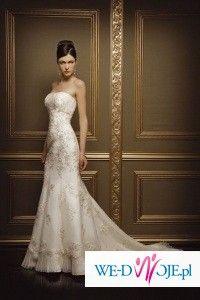 Sprzedam suknię DEMETRIOS 1341 - 2008r.