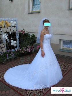Sprzedam suknię Demetrios model 2802