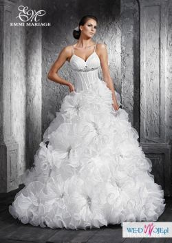Sprzedam suknię Diamond z kolekcji 2012 Emmi Mariage