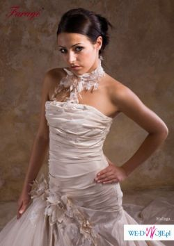 Sprzedam suknię Farage Malaga 2008