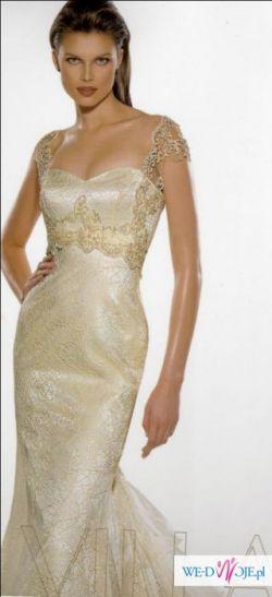 Sprzedam suknię firmy villais model rybka