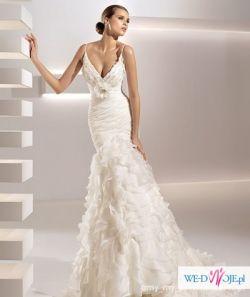 sprzedam suknię galante pronovias