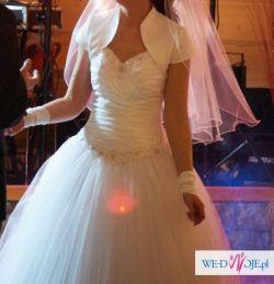 Sprzedam suknię i akcesoria ślubne !!!