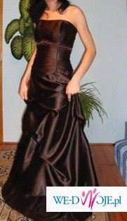 Sprzedam suknię idealną na studniówkę, wesele czy bale sylwestrowe!