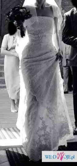 Sprzedam suknię India Madonna